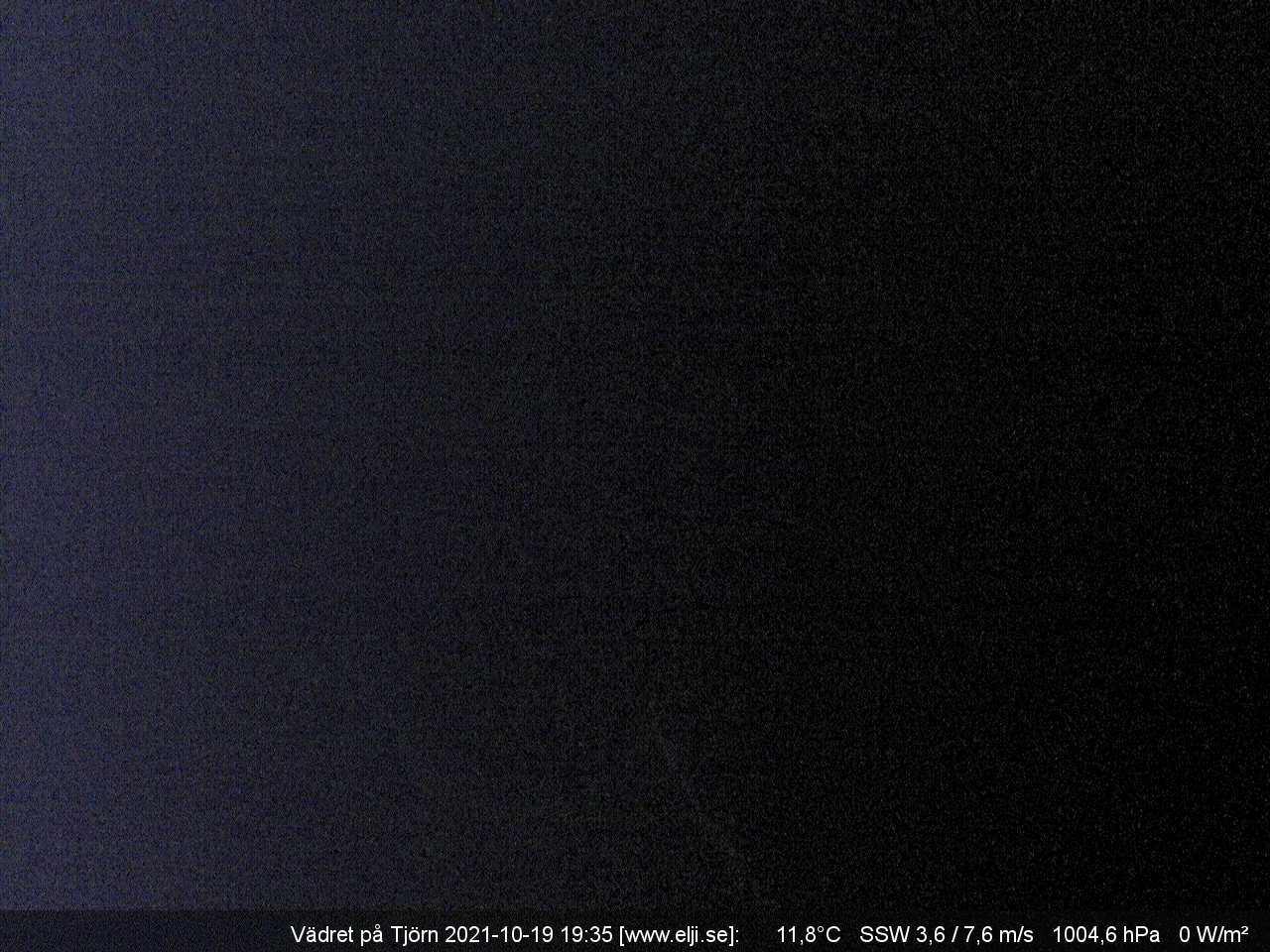 webcam Tjörn island, Sweden West Coast